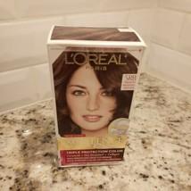 L'Oreal Excellence Creme 5RB Medium Reddish Brown Hair Dye - $10.76