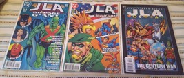 JLA (Justice League Of America) 80-page giant #1,2, & 3 - $16.00