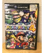Mario Party 4 Nintendo Gamecube Complete - $82.38