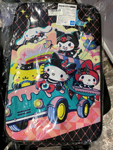Hello Kitty Carry-on suitcase luggage Travel Sanrio kawaii cute - $69.29