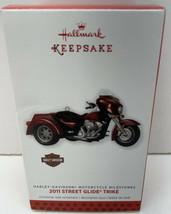 2011 Street Glide Trike 2013 Hallmark Ornament - Harley-Davidson Motorcycle - $19.75