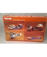 Vintage Tente Construction Model 245 Truck with Boat - $17.64