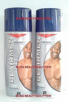 Clairmen 2 LOTLightening Program For Men lotion Formula 500ml With Vitamin E& HQ