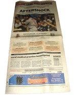 12.9.2011 St Louis POST-DISPATCH Newspaper Front Page AFTERSHOCK Albert ... - $14.99