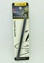 L'OREAL INFALLIBLE Matte-Matic Mechanic Eyeliner No.514 Taupe Grey 0.01oz/280mg - $7.95