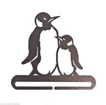 6in Spalten Unterseite Pinguin Kupfer Basteln Halter - $13.19