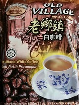 Old Village White Coffee (600g/21oz) 15 Sticks 40g/1.410z - $21.77