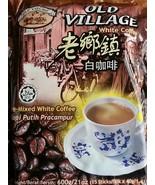 Old Village White Coffee (600g/21oz) 15 Sticks 40g/1.410z - $21.77