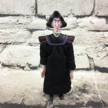 Vintage 90's Disney The Hunchback Of Notre Dame Claude Frollo Burger King Figure - $7.91