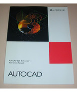 AutoCAD SQL Extension Referance Manual Release 12 Development System 1992 - $11.99
