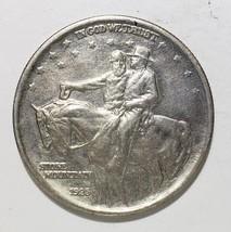 1925 Texas Stone Mountain Commemorative Silver Half 50¢ Dollar Coin Lot 818-58