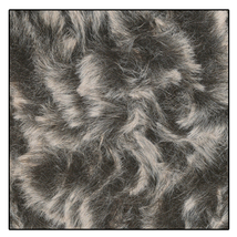 Beautiful Knitting Fever Furreal Grey Mink Yarn 1Pc - $24.98