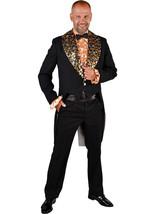 """Star"" TAILCOAT Jacket - Cabaret / Showman / DJ/ Entertainer , XS to XXL  - $39.67+"