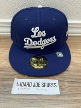 """Los Angeles Dodgers CITY CONNECT """"Los Dodgers"""" Fitted Hat Size 7 1/4    - $79.95"""