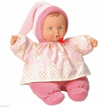 COROLLE BABIPOUCE PINK COTTON FLOWER Baby Doll Age 0+ Y3945-0