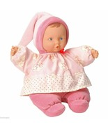 COROLLE BABIPOUCE PINK COTTON FLOWER Baby Doll Age 0+ Y3945-0 - $33.01