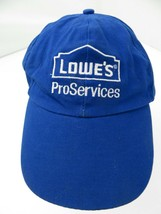 Lowe's Pro Services Department Store Adjustable Adult Cap Hat - $12.86