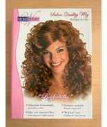 Secret Wishes Salon Quality Wig Red Curly Hair - $15.84
