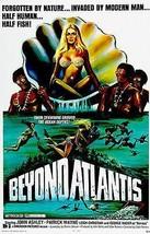 Beyond Atlantis - 1973 - Movie Poster - $9.99+