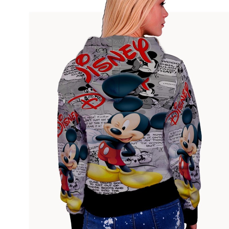 Mickey Mouse Disney   WOMENS HOODIE