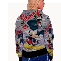Mickey Mouse Disney   WOMENS HOODIE - $40.99+