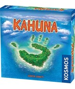 Kahuna Board Game | 2 Player Kosmos Game | Area Control Strategy | 30 Min - $38.93