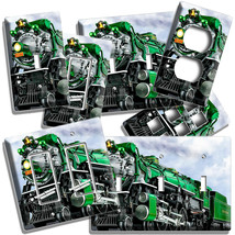 1403 STEAM LOCOMOTIVE SOUTHERN PACIFIC RAILROAD LIGHT SWITCH OUTLET WALL... - $10.99+