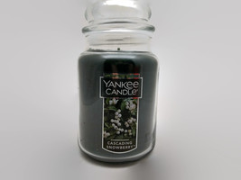 Yankee Candle Cascading Snowberry 22 oz Jar Candle - $15.84