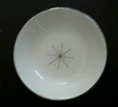 Homer Laughlin Modern Star 6 Inch Bowl Mid Century Atomic - $12.60