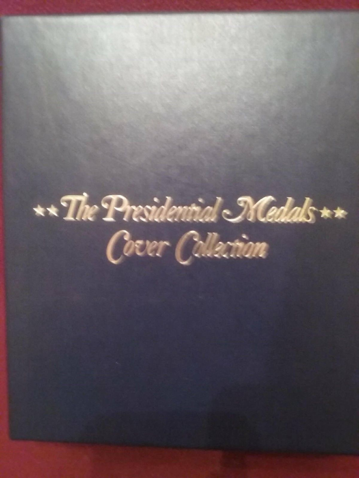 Primary image for Presidential Covers Collection by Postal Commemorative Society