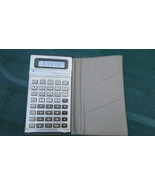 Vintage Texas Instruments TI Business Analyst II Constant Memory Calculator - $21.90