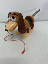 Disney Pixar TOY STORY Vintage Slinky Dog Original Pull Toy 1995 - $14.95
