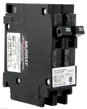 Murray Crouse-Hinds MP3030 Circuit Breaker 30A 2 1POLE - $15.00