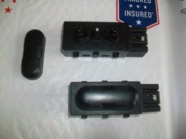 9L3Z-14A701-A Ford Oem Power Seat-Switch W Knob Black - $50.48