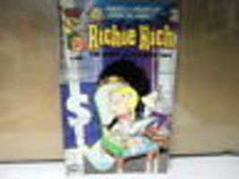 L8 HARVEY COMIC RICHIE RICH ISSUE 238 MARCH 1989 IN GOOD CONDITION - $11.17