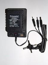Universal AC/DC Power Adapter Output 1.5-3-4.5-6-7.5-9-12 V 1000 mA 2 Sony Plugs - $12.45