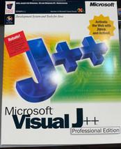 Microsoft Visual J++ Professional Edition - $49.99