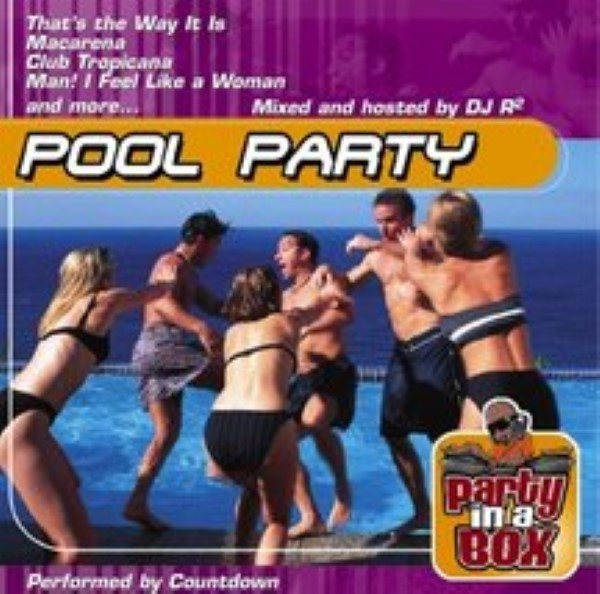 Pool Party by Countdown Singers Cd