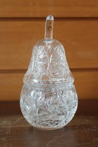 Bohemia Crystal Pear Shape Candy Box , QUEEN LACE - $55.50