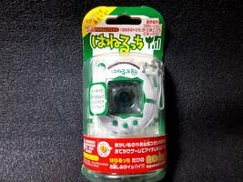 BANDAI Tamagotchi Hanerutchi Green TAMAGOTCHI Mega Rare Japan - $40.85