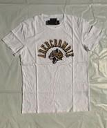 NWT Abercrombie Mens GRAPHIC TEE Shirt White, Medium - $17.01