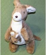 "Westcliff Collection  KANGAROO & JOEY 15"" Plush Stuffed Animal Vintage K... - $32.73"
