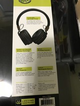 New  Dynamic Bass Bluetooth Wireless Headphones with Microphone & Media control