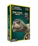 National Geographic Dinosaur Dig Kit de excavacion dinosaurios juguete n... - $14.65