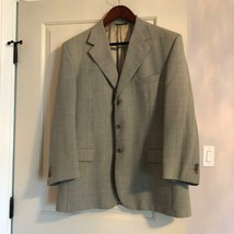 EUC NOGARA 1945 Gray Single Breasted Sport Jacket SZ IT 60/US 48 - $183.15