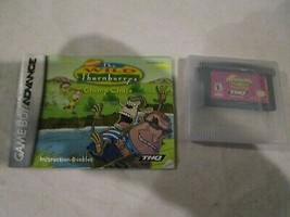 Nintendo Gameboy Game Boy Advance The Wild Thornberrys Chimp Chafe Game ... - $9.99