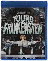 Young Frankenstein [Blu-ray] + Color your own cover booklet image 1