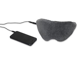 1Voice Sleep Travel Headphones Eye Mask Grey One Size Adjustable - €28,75 EUR