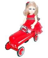 """CHRISTMAS CUTIE 8"""" Doll Goodreau Resin BJD LE 8 Hallmark 1940 Red Hot Ro... - £149.04 GBP"""