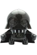 Réveil lumineux Dark Vador Star Wars BulbBotz pour enfant | noir/gris |... - $34.26